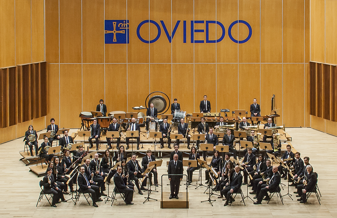 banda de musica ciudad de oviedo